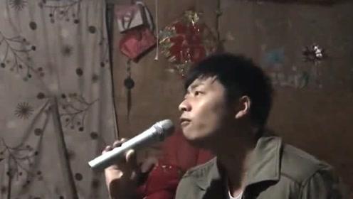 这么沧桑有力的歌声,我以为只有歌手才能唱的出来,没想到大哥唱的如此好听
