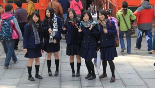 """为啥日本女性大多都是""""罗圈腿""""?日本网友:了解这个历史你就明白了!"""