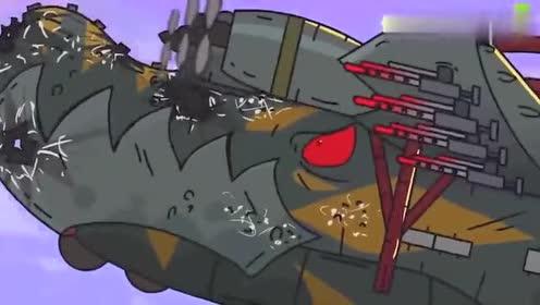 坦克世界:空中作战!