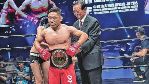下赛场是民工,上擂台是拳王,38岁民工从北漂逆袭成国际拳王