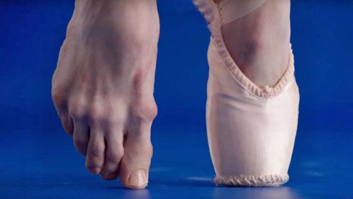 为什么跳芭蕾舞长时间立起来,脚尖都不会痛?看完涨知识了!