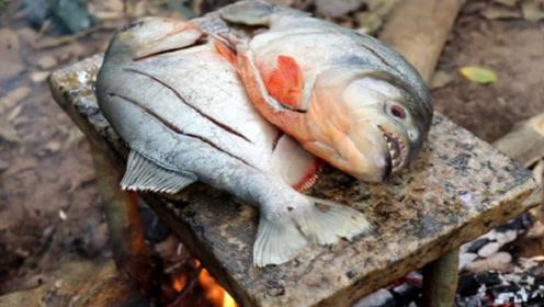 食人鱼到底能不能吃?老外亲自品尝,结果出人意料!