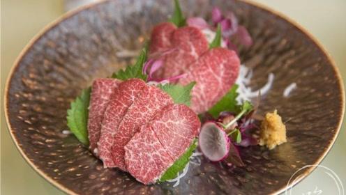 日本出乎意料的刺身,古代只有贵族才能吃,尝一口终身难忘那味道!