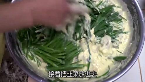 韩国农村家庭的一顿饭,大妈又出新菜单,喝水的方式都这么讲究