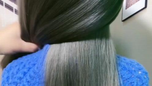 长发小姐姐这样突然换了一种发型,同学们竟然认不出了!