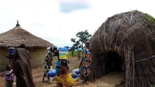 非洲穷人家庭是什么样?镜头带你探秘,看完难以相信