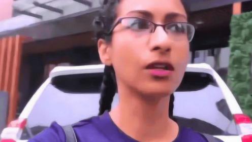 印度富婆到中国度假,刚一下飞机就大哭:中国这点印度永远比不上