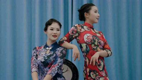旗袍燃烧中国魂!抗日中国舞《金陵十三钗》,真是太精彩了