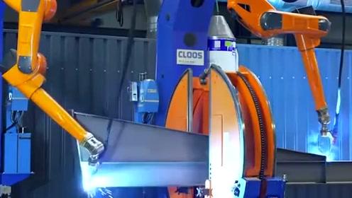 cloos焊接机器人