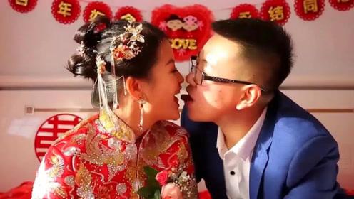 21岁农村小伙娶38岁女老板,婚礼现场真热闹,猜猜花了多少钱