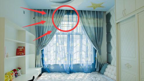 """风水师说:家里千万不要挂这种""""窗帘"""",不仅影响健康,还会破财"""