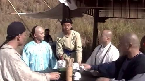 影视:胤禛带顺治舍利子回京,在这危机四伏,处处是置他于死地的陷阱