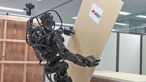 3个超灵活的日本机器人,替代人工干重体力活