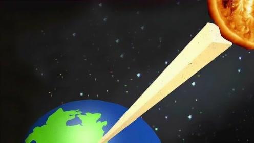 为何一张纸对折100次,厚度能直达太阳?动画解释了答案!