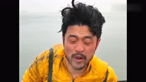 船长大哥今天又来捉新鲜的八爪鱼了,网友:看这个头天天丰收啊!
