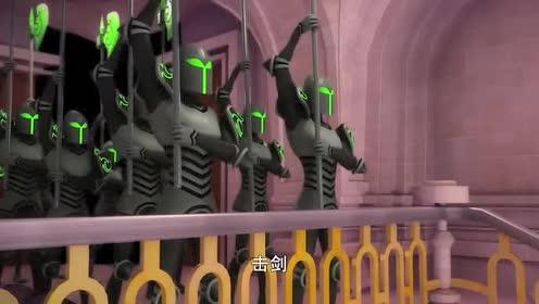 瓢虫雷迪:加百利觉得诺儿和瓢虫雷迪会很快死去!他非常的高兴!