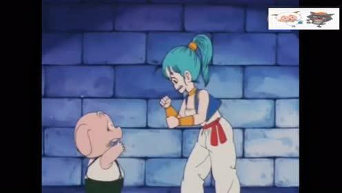 龙珠:悟空对牢房施展龟派气功!结果力量太小就打出个小窟窿