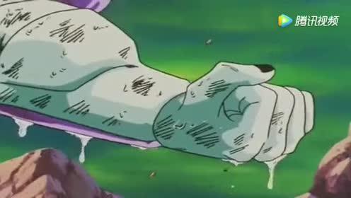 龙珠:弗利萨挑战悟空底限!终于被轰成渣了!看着过瘾!