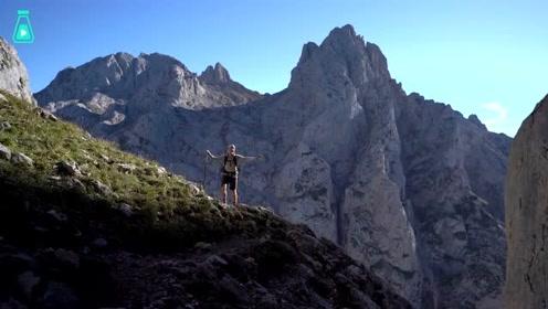 独自在欧罗巴山徒步行走7天,一路的穿越高山溪流,让人感到惬意放松啊