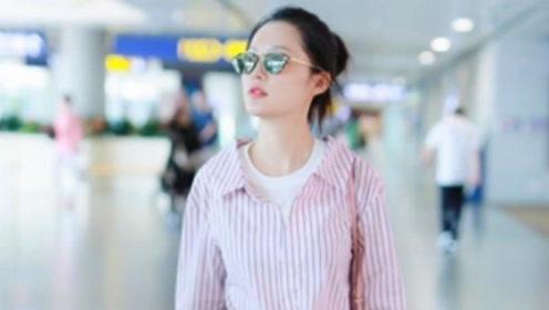 用额头检验时尚气质女神,李沁、倪妮、杨幂、刘亦菲、你最Pick谁