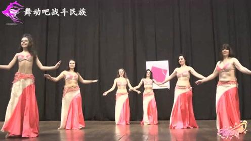 """这才叫""""殿堂级""""演出!乌克兰舞者集体亮相,气氛立刻达到了顶峰"""