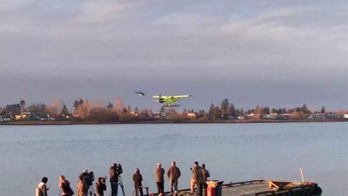 全球首架商用电动飞机完成首飞 电子航空时代开始?