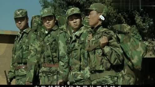 士兵突击:五公里越野,许三多包里放砖头,就跟战斗负荷差不多