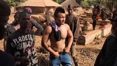 非洲那么落后,为何有十几万中国人不愿回国?换成我,我也不回来