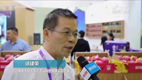 海南:冬交会打造热带农产品靓丽名片