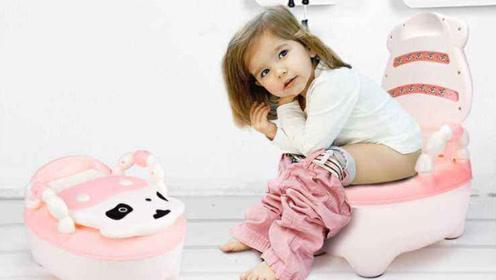 """如何给宝宝进行如厕训练?聪明家长这样做,轻松解决""""排泄问题"""""""