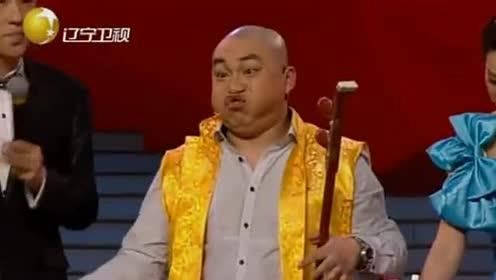 """超级模仿秀!程野竟然用""""小提琴""""拉响猪八戒背媳妇!"""
