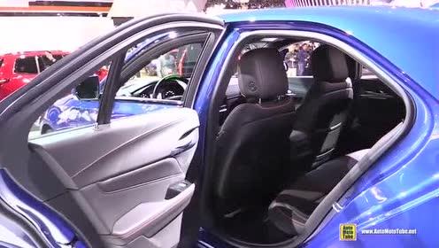 2020款 凯迪拉克 CT4-V,外国车展精彩展示