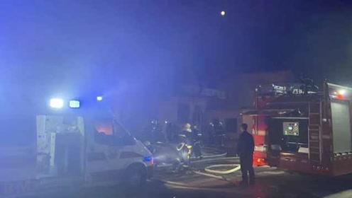 山东济南一村民家起火,已致3人死亡2人正在抢救