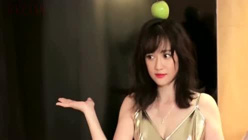 跟着陈乔恩学穿魔法小金裙,你也可以变仙女