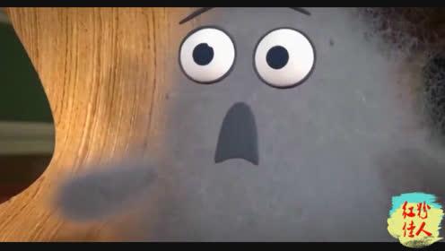 超萌治愈动画短片《灰尘家族》