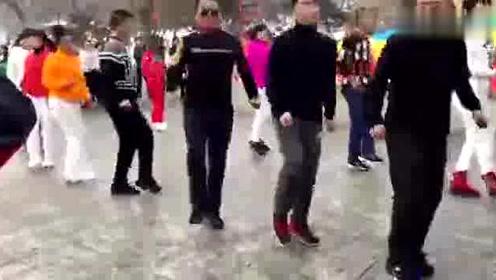 《Seve》鬼步已经入主广场,广场舞大妈们在哪里?