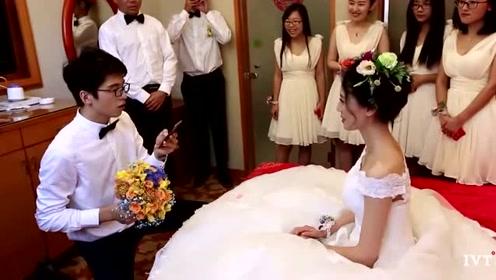 还有这种事?伴娘都比新娘漂亮!