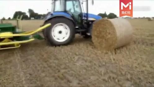 美国粮食出口全世界第一,看完这些农业机械设备,彻底服了!