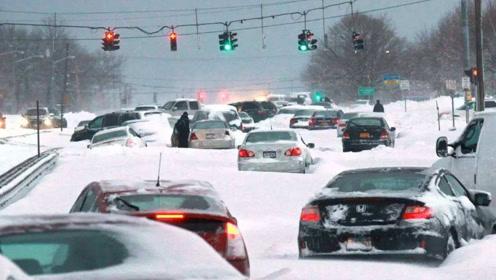 《大雪成祸》呼吁出行安全