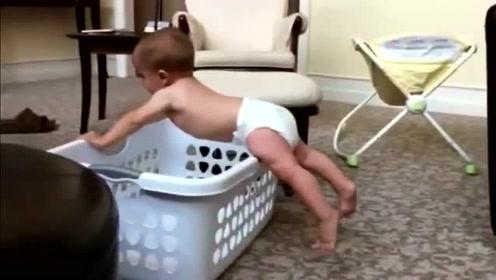 从小身体要棒棒,超可爱的瑜伽宝宝来啦!
