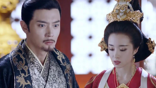 伽罗容颜已老,杨坚曾经的山盟海誓变成笑话,这就是爱情的面目?