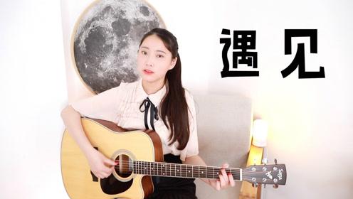 《遇见》孙燕姿 阿澜吉他弹唱