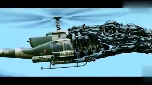 印度高智商机器人,可以各种变形