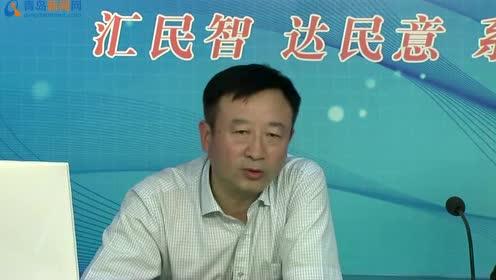 青岛市林业局副局长耿以龙做客民生在线