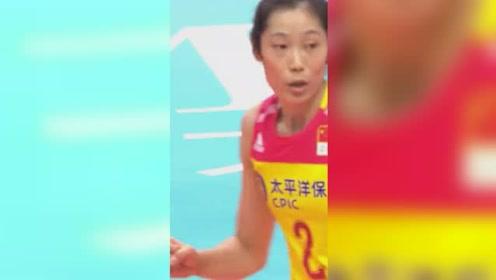 从落后到拿下第四局 看中国女排如何绝地求生!