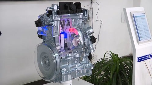 贵阳造的吉利汽车发动机要开始生产了
