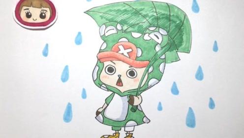可乐姐姐学画画-小青蛙乔巴
