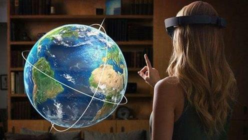 把虚拟带进现实,这样玩游戏才有意思,专业领域更是前途无量