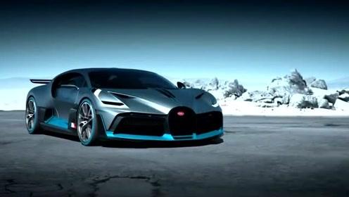 Bugatti Divo Official Video