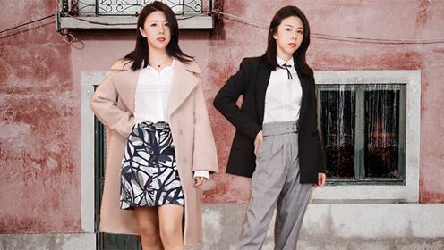 超实用的职场穿搭干货 衬衫穿出韩剧女主的feel